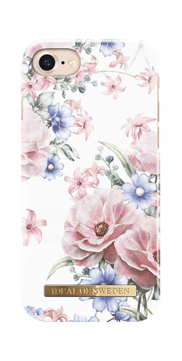 iDeal чехол для Apple iPhone 8/7/6/6s, Floral RomanceIDFCS17-I7-58Клип-кейс iDeal – это модный аксессуар, стильное и оригинальное украшение, имеющее яркий дизайн, насыщенные цвета и необычный узор, в сочетании с высокой степенью защиты мобильного устройства, сохраняет привлекательный внешний вид и подчеркивает индивидуальный стиль, а также изысканный вкус владельца.Чехол-накладка iDeal - это надежная защита корпуса смартфона от царапин и внешних воздействий. Конструкция чехла обеспечивает его надежное крепление на корпусе мобильного устройства.Специальные вырезы обеспечивают свободный доступ к разъемам и элементам управления, а также позволяют в любой удобный момент вести фото- и видеосъемку. Устойчивый к истиранию пластик клип-кейса надолго сохраняет привлекательный внешний вид и не теряет насыщенность цветов. Аксессуар выполнен из пластика, который имеет среднюю степень жесткости.Изнутри накладка покрыта замшей, чтобы обеспечить корпусу смартфона дополнительную защиту от царапин.