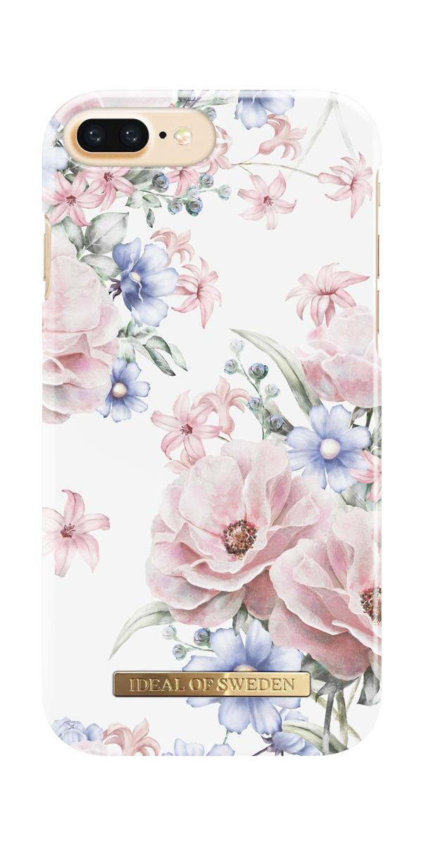iDeal чехол для Apple iPhone 8/7/6/6S Plus, Floral RomanceIDFCS17-I7P-58Клип-кейс iDeal – это модный аксессуар, стильное и оригинальное украшение, имеющее яркий дизайн, насыщенные цвета и необычный узор, в сочетании с высокой степенью защиты мобильного устройства, сохраняет привлекательный внешний вид и подчеркивает индивидуальный стиль, а также изысканный вкус владельца.Чехол-накладка iDeal - это надежная защита корпуса смартфона от царапин и внешних воздействий. Конструкция чехла обеспечивает его надежное крепление на корпусе мобильного устройства.Специальные вырезы обеспечивают свободный доступ к разъемам и элементам управления, а также позволяют в любой удобный момент вести фото- и видеосъемку. Устойчивый к истиранию пластик клип-кейса надолго сохраняет привлекательный внешний вид и не теряет насыщенность цветов. Аксессуар выполнен из пластика, который имеет среднюю степень жесткости.Изнутри накладка покрыта замшей, чтобы обеспечить корпусу смартфона дополнительную защиту от царапин.