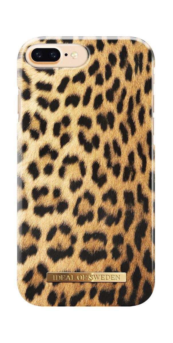 iDeal чехол для Apple iPhone 8/7/6/6s Plus, Wild LeopardIDFCS17-I7P-67Клип-кейс iDeal – это модный аксессуар, стильное и оригинальное украшение, имеющее яркий дизайн, насыщенные цвета и необычный узор, в сочетании с высокой степенью защиты мобильного устройства, сохраняет привлекательный внешний вид и подчеркивает индивидуальный стиль, а также изысканный вкус владельца.Чехол-накладка iDeal - это надежная защита корпуса смартфона от царапин и внешних воздействий. Конструкция чехла обеспечивает его надежное крепление на корпусе мобильного устройства.Специальные вырезы обеспечивают свободный доступ к разъемам и элементам управления, а также позволяют в любой удобный момент вести фото- и видеосъемку. Устойчивый к истиранию пластик клип-кейса надолго сохраняет привлекательный внешний вид и не теряет насыщенность цветов. Аксессуар выполнен из пластика, который имеет среднюю степень жесткости.Изнутри накладка покрыта замшей, чтобы обеспечить корпусу смартфона дополнительную защиту от царапин.