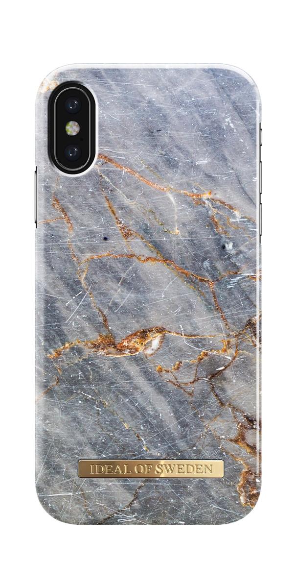 iDeal чехол для Apple iPhone X, Royal Grey MarbleIDFCS17-I8-53Клип-кейс iDeal – это модный аксессуар, стильное и оригинальное украшение, имеющее яркий дизайн, насыщенные цвета и необычный узор, в сочетании с высокой степенью защиты мобильного устройства, сохраняет привлекательный внешний вид и подчеркивает индивидуальный стиль, а также изысканный вкус владельца.Чехол-накладка iDeal - это надежная защита корпуса смартфона от царапин и внешних воздействий. Конструкция чехла обеспечивает его надежное крепление на корпусе мобильного устройства.Специальные вырезы обеспечивают свободный доступ к разъемам и элементам управления, а также позволяют в любой удобный момент вести фото- и видеосъемку. Устойчивый к истиранию пластик клип-кейса надолго сохраняет привлекательный внешний вид и не теряет насыщенность цветов. Аксессуар выполнен из пластика, который имеет среднюю степень жесткости.Изнутри накладка покрыта замшей, чтобы обеспечить корпусу смартфона дополнительную защиту от царапин.