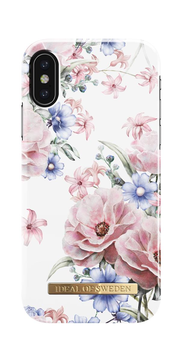 iDeal чехол для Apple iPhone X, Floral RomanceIDFCS17-I8-58Клип-кейс iDeal – это модный аксессуар, стильное и оригинальное украшение, имеющее яркий дизайн, насыщенные цвета и необычный узор, в сочетании с высокой степенью защиты мобильного устройства, сохраняет привлекательный внешний вид и подчеркивает индивидуальный стиль, а также изысканный вкус владельца.Чехол-накладка iDeal - это надежная защита корпуса смартфона от царапин и внешних воздействий. Конструкция чехла обеспечивает его надежное крепление на корпусе мобильного устройства.Специальные вырезы обеспечивают свободный доступ к разъемам и элементам управления, а также позволяют в любой удобный момент вести фото- и видеосъемку. Устойчивый к истиранию пластик клип-кейса надолго сохраняет привлекательный внешний вид и не теряет насыщенность цветов. Аксессуар выполнен из пластика, который имеет среднюю степень жесткости.Изнутри накладка покрыта замшей, чтобы обеспечить корпусу смартфона дополнительную защиту от царапин.