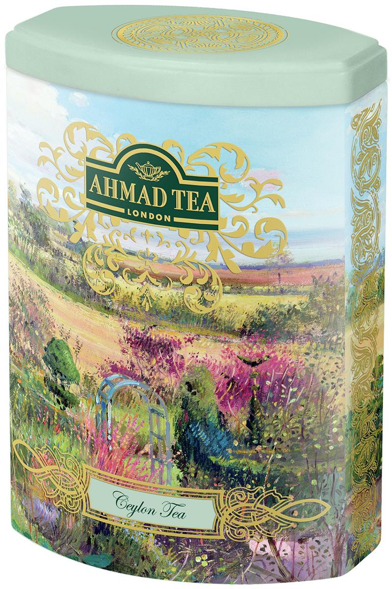 цена на Ahmad Tea Ceylon Tea черный чай, 100 г (жестяная банка)
