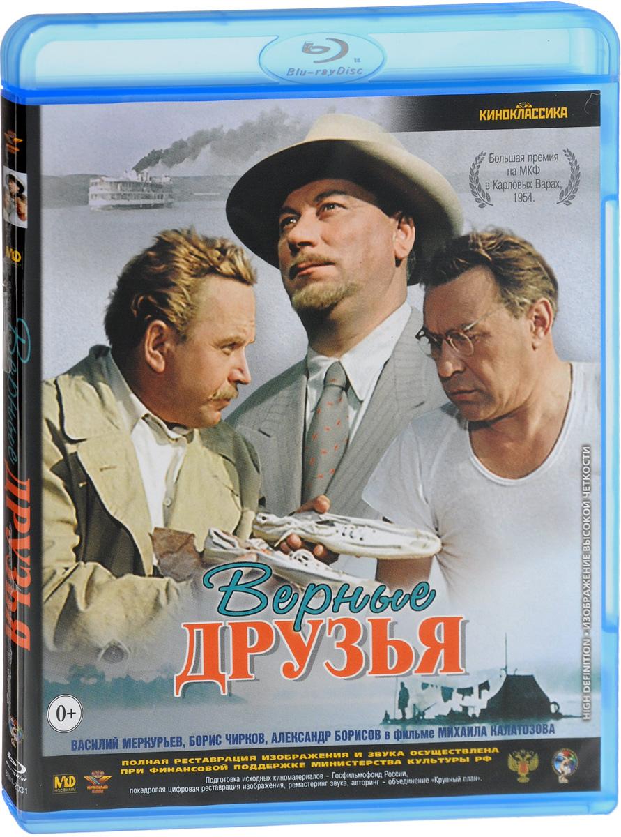 Верные друзья (Blu-Ray) александр шурлов верные друзья первый сборник историй