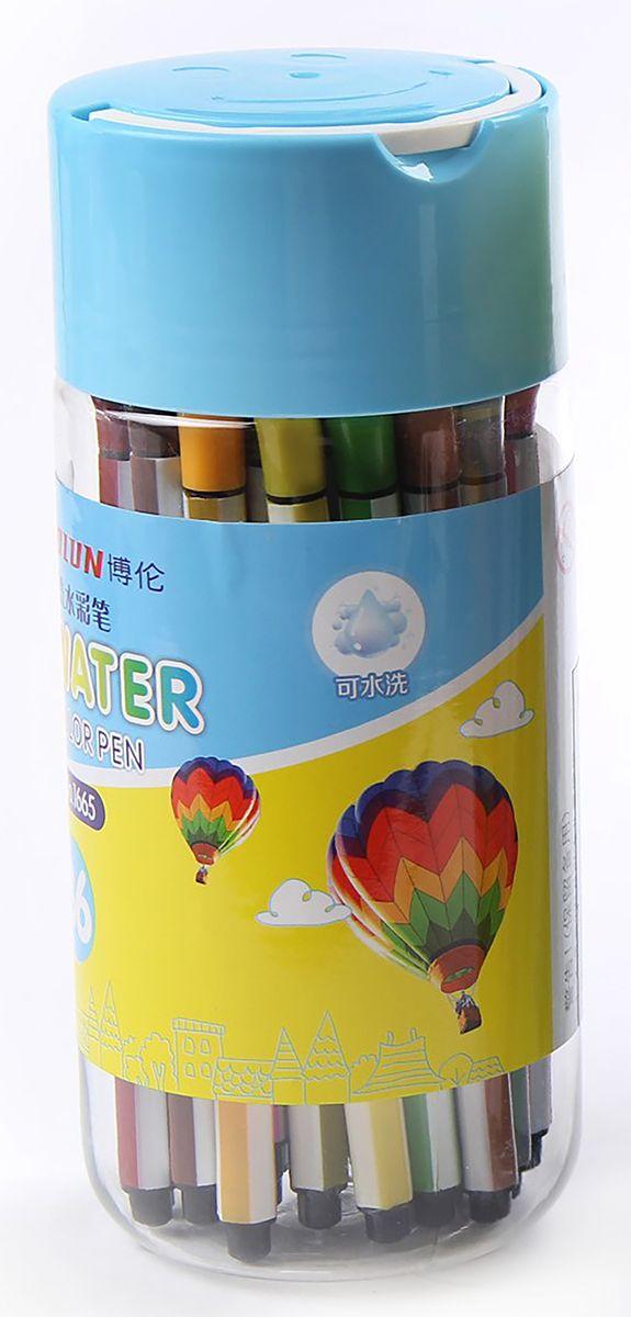 Набор фломастеров Смайл цвет упаковки голубой 36 шт 28704862870486Почему дети так любят рисовать фломастерами? Юных художников прельщает не только бесконечная тяга к творчеству, но также практичность и эргономичность при использовании пишущих инструментов.В отличие от карандашей, фломастеры не нуждаются в заточке и не требуют усилий для создания ярких линий. Перед красками у них преимущество в том, что изображения сразу получаются чёткими, а насыщенность цвета нисколько не уступает гуаши.Простота, в мгновение ока создающая красоту, — вот что по-настоящему привлекает маленьких творцов!Набор фломастеров Смайл — это превосходный выбор для создания мини-шедевров с мини-затратами. Высококачественное изделие направит весь творческий потенциал ребёнка в нужное русло.