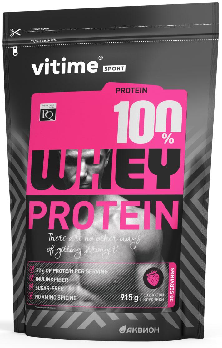 Протеин Vitime Whey Protein 100%, 915 г