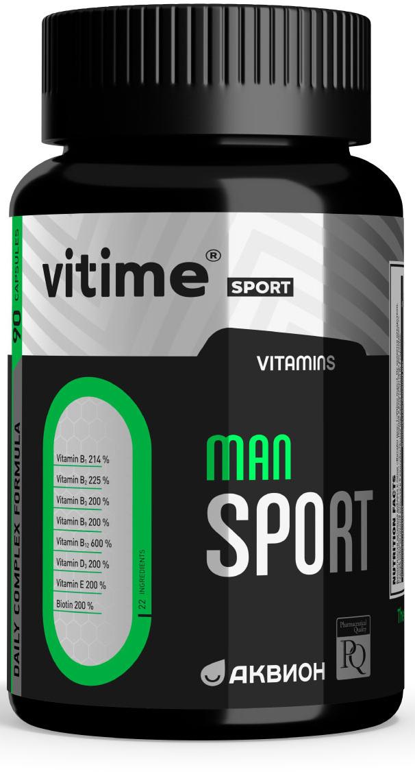 """Витаминно-минеральный комплекс Vitime """"Man"""", 90 капсул"""