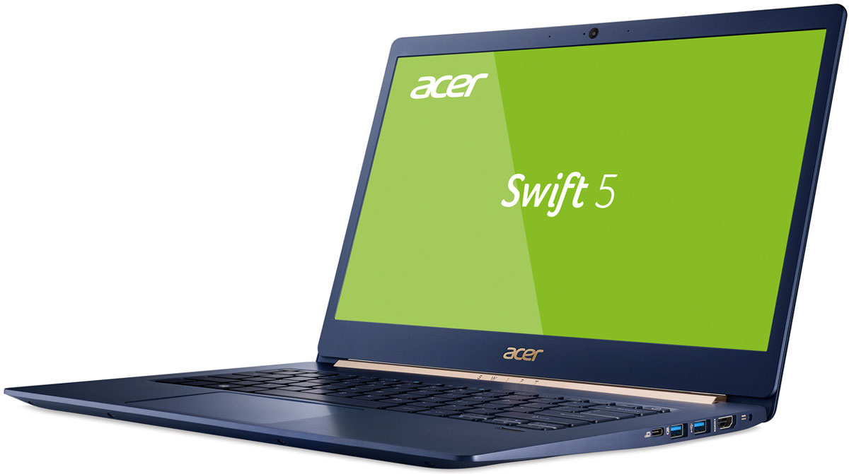 Acer Swift 5 SF514-52T-88W1, Blue (NX.GTMER.005)