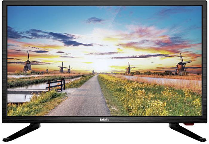 BBK 22LEM-1027/FT2C телевизор22LEM-1027/FT2CLED-телевизор серии LEM-1027 совмещает в себе изысканный дизайн и широкие возможности для развлечений в кругу семьи. Красочное интуитивно понятное меню In'Ergo и удобный пульт значительно упрощают работу с устройством и делают ее максимально приятной и комфортной. Широкоформатный экран модели оснащен светодиодной подсветкой, применение которой позволило добиться впечатляющей четкости и реалистичности изображения. Встроенный мультиформатный HD-медиаплеер отвечает за воспроизведение файлов высокого разрешения, которые могут быть записаны на USB-совместимые носители (подключение осуществляется через USB2.0-порт устройства). Благодаря встроенным DVB-T2 и DVB-С – тюнерам есть возможность принимать сигнал цифрового телевидения в высоком качестве.