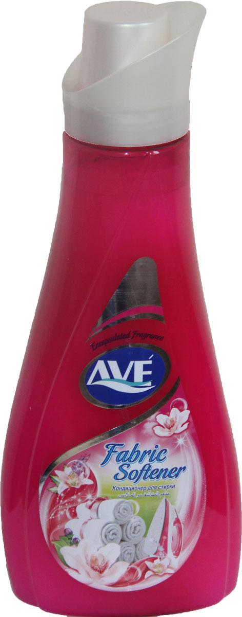 Кондиционер для белья AVE Fabric Softener, цвет: розовый, 1 л534338Концентрированное средство для кондиционирования белья.Придает белью мягкость и приятный тонкий аромат.Облегчает глажку белья. Экономичный расход.