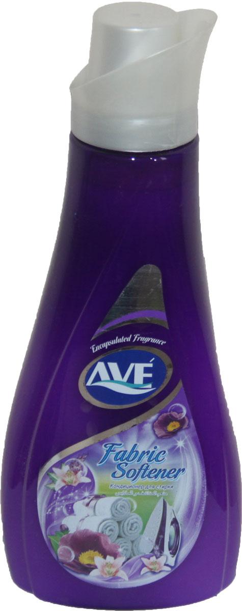 Кондиционер для белья AVE Fabric Softener, цвет: пурпурный, 1 л534337Концентрированное средство для кондиционирования белья.Придает белью мягкость и приятный тонкий аромат.Облегчает глажку белья. Экономичный расход.