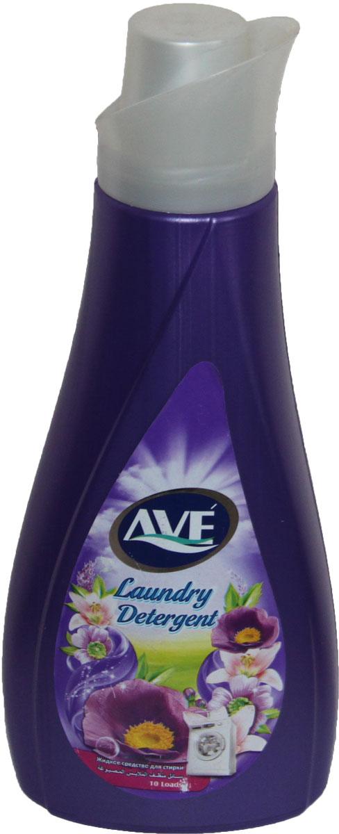 Жидкое средство для стирки AVE Laundry Detergen, универсальное, 1 л средства для стирки nature love mere мыло для стирки с антибактериальным эфектом nature love mere 200 гр