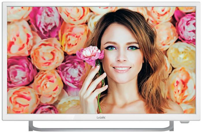 BBK 24LEM-1037/FT2C телевизор24LEM-1037/FT2CТелевизор BBK 24LEM-1037/FT2C, выполненный в стильном и элегантном белоснежном дизайне непременно станет ярким акцентом, добавляющим изюминку вашему интерьеру. Глядя на этот телевизор сразу поднимается настроение!В оснащении модели – встроенный HD-медиаплеер, USB-порт для подключения внешних устройств и интуитивное меню In'Ergo, значительно упрощающее процесс работы сустройством. Благодаря встроенному DVB-T2 – тюнеру осуществляется прием сигнала цифрового телевидения в высоком качестве.