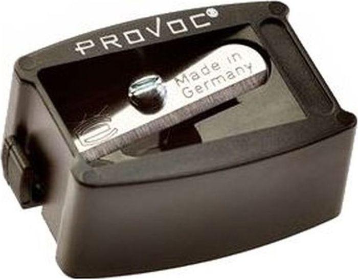 Provoc Точилка для косметического карандашаPV0000Немецкое качество лезвий •Разработаны для гелевых карандашей •2 вида точилок •Не повреждает и не ломает стержень во время использования