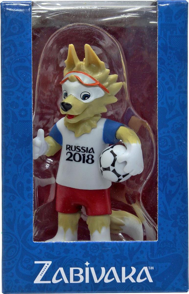 FIFA-2018 Фигурка Волк Забивака Standard сувенир волк