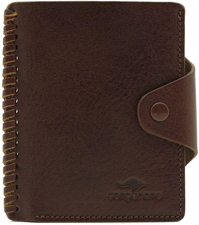 Визитница мужская Cangurione, цвет: коричневый. 3181-004 -  Визитницы