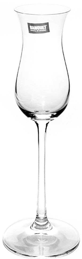 Набор рюмок Banquet Crystal Twiggy, 80 мл, 6 шт02B4G004080Набор рюмок Banquet Crystal порадуют не только вас, но и ваших гостей.Они обладают привлекательным внешним видом, а материалом их изготовления является высококачественное хрустальное стекло.Они идеально подойдут для сервировки праздничного стола. Количество в упаковке 6 шт.