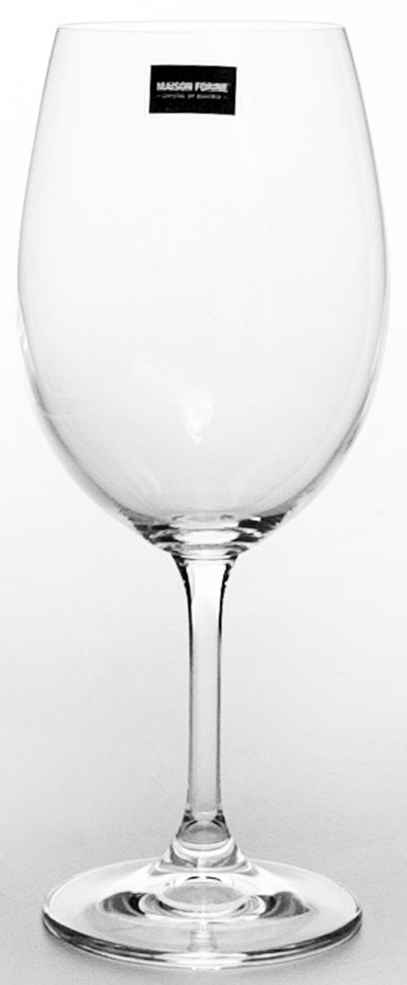 Набор бокалов для вина Banquet Crystal Leona, 430 мл, 4 шт02B4G006430-4GBБокалы для вина Banquet CrystalL серии Leona порадуют не только вас, но и ваших гостей. Они обладают привлекательным внешним видом, а материалом их изготовления является высококачественное хрустальное стекло. Они идеально подойдут для сервировки праздничного стола. Кроме того, красоту бокалов подчеркивают элегантные изгибы. Объем одного бокала составляет 430 мл. Количество в упаковке 4 шт.
