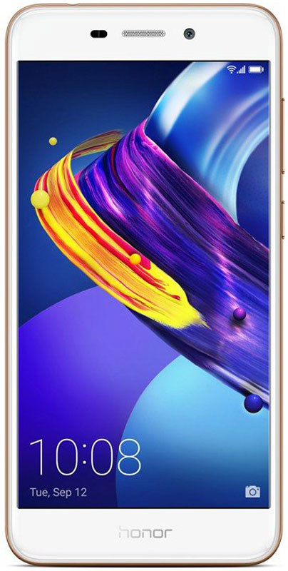Huawei Honor 6C Pro, Gold51091VUBHonor 6C Pro притягивает взгляды! Тонкий корпус, скругленные края и 2.5D стекло подчеркивают изящностьформ и компактный размер. Новый стильный и элегантный смартфон станет вашим умным помощником.Привлекательный дизайн - это результат кропотливой работы, состоящей из 13 этапов. 8 слоев покрытия итончайшая лазерная гравировка обеспечивают гладкую и приятную на ощупь текстуру корпуса. Зеркальныебоковые грани и матовые поверхности передней и задней панели создают удивительный контраст. Покрытиена боковые грани корпуса наносится с помощью специальной технологии вакуумного напыления с отражающимэффектом.Основная 13 МП камера с диафрагмой F2.2 и фронтальная 8 МП камера с поддержкой функции Украшениепомогут создать настоящие фотошедевры. Разнообразные возможности съемки позволят запечатлеть всеважные моменты вашей жизни.3 ГБ оперативной памяти, 32 ГБ встроенной памяти и поддержка карт памяти microSD (до 128 ГБ), а также мощный8-ядерный процессор обеспечивают высокую производительность смартфона в любых ситуациях.Новый интерфейс EMUI 5.1 предлагает более 2000 системных функций в 100 сценариях использования,поддерживает умное распределение ресурсов системы и оптимизацию ее работы.Батарея 3000 мАч с удельной энергоемкостью 650 Вт*ч/л и технология энергосбережения SmartPower 5.0обеспечивают эффективное энергопотребление, оптимизируя расход энергии на программном и аппаратномуровнях.Смартфон поддерживает до 14 часов просмотра видео и до 72 часов прослушивания музыки без подзарядки.Разблокировка смартфона за 0,4 секунды одним касанием. Данные получены в лаборатории Honor.Фактическое время разблокировки может отличаться.Новейший алгоритм обработки отпечатков пальцев, разработанный компанией Huawei, обеспечиваетвысочайшую степень защиты.Телефон сертифицирован EAC и имеет русифицированный интерфейс меню и Руководство пользователя.