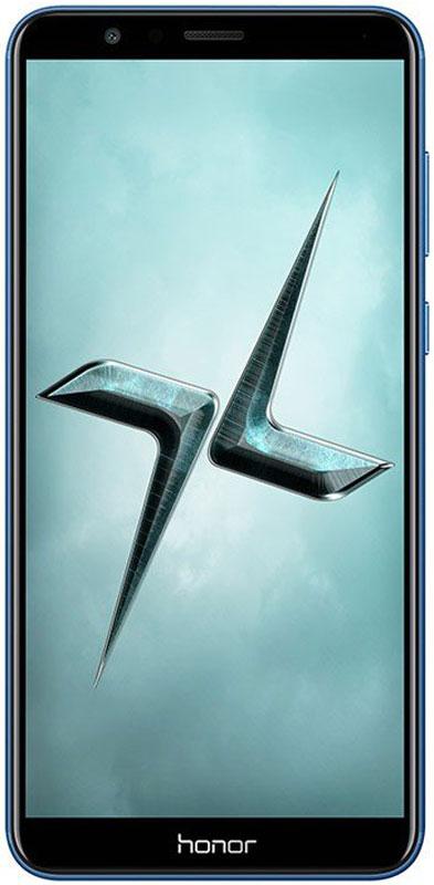 Huawei Honor 7X, Blue51091YTYВ плане общего дизайна Huawei Honor 7X успешно сохранил облик предшественника. Вытянутый прямоугольный корпус из металла дополняется элегантным 2,5D-стеклом с фронтальной стороны.Безрамочный экран Honor 7X с разрешением 2160 x 1080 Full HD+ обеспечивает высочайшее качество изображений и удивительные визуальные эффекты.Тонкий и компактный корпус Honor 7X оснащен экраном 5,93. Скругленные края корпуса и эргономичная форма смартфона обеспечивают удобство его использования.Игры на смартфоне никогда не были столь увлекательными! Соотношение сторон экрана Honor 7X - 18:9. Это дает множество преимуществ любителям игр, привыкших к стандартному соотношению 16:9.Теперь вы можете одновременно смотреть фильм и общаться с друзьями. Включите режим нескольких окон и общайтесь с друзьями в WhatsApp, не прекращая просматривать новости в интернете.Двойная основная камера 16 Мпикс + 2 Мпикс позволяет запечатлеть все важные моменты вашей жизни в великолепном качестве и почувствовать себя настоящим фотографом. Режим портретной съемки Honor 7X позволяет делать удивительные портретные снимки, а технология фазовой фокусировки PDAF и новый алгоритм обработки фото обеспечивают ультра быструю скорость фокусировки камеры.Фронтальная 8 Мпикс камера поддерживает широкий набор визуальных эффектов, позволяющих делать прекрасные селфи. Ваши друзья обязательно обратят на них внимание в социальных сетях! Функция управления жестами открывает новые возможности фронтальной камеры: помашите рукой, чтобы запустить обратный отсчет и сделать селфи.Высочайшая производительность смартфона обеспечивается 8-ядерный процессором Kirin 659 2,36 ГГц, 4 ГБ RAM и интерфейсом EMUI 5.1. Одновременная работа большого количества приложений не снижает производительность Honor 7Х. Умная оптимизация работы и удобное управление файлами предлагают пользователям новый стандарт производительности для смартфонов с ОС Android.Мощная батарея 3340 мАч и технология энергосбережения, поддерживаемая процес