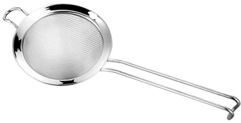 """Сито Tescoma """"GrandCHEF"""" изготовлено из высококачественной нержавеющей стали.  Можно мыть в посудомоечной машине. Сито Tescoma """"GrandCHEF""""  станет незаменимым помощником на вашей кухне."""