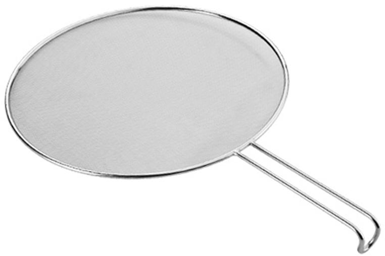 Сито Tescoma GrandCHEF, цвет: серебристый, диаметр 30 cм428750Защитит вашу плиту и кухонный гарнитур от брызг во время жарки.Подходит для сковороды диаметром от 18 до 28 см.Изготовлено из высококачественной нержавеющей стали.Можно мыть в посудомоечной машине.3-летняя гарантия.