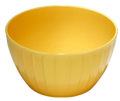 Миска Tescoma Delicia, цвет: желтый, 1,5 л