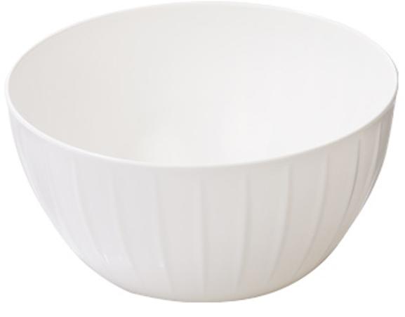 """С линией Tescoma """"Delicia"""" вам не нужно тратить время на поиск подходящих друг другу товаров - все продукты выполнены в одном стиле.  Поэтому, вам не обойтись без миски для смешивания продуктов - одного из самых необходимых и функциональных видов посуды.  В ней можно перемешивать и взбивать, а устойчивое дно не будет скользить по поверхности стола. Сделано из высококачественного прочного пластика, подходит для микроволновой печи и посудомоечной машиной. Гарантия 3 года."""