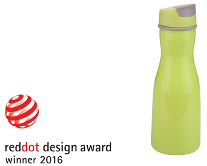 Бутылка для напитков Tescoma Purity, цвет: зеленый, 700 мл891982.25Отлично подходит для воды, чая, фруктовых соков, напитков и так далее. Изготовлено из высококачественного пластикового материала, предназначенного для здравоохранения и фармацевтики, используемый материал полностью нейтрален и не влияет на качество хранимых напитков. Оснащено крышкой с силиконовым уплотнением и съемным ремешком. Пластмассовую емкость можно мыть в посудомоечной машине. Ремешок и закручивающую крышку нельзя мыть в посудомоечной машине. 3-летняя гарантия.
