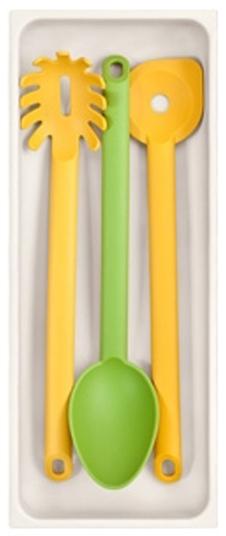 """Лоток для кухонных принадлежностей Tescoma """"FlexiSPACE"""" отлично подходит для организованного хранения небольших кухонных принадлежностей.  Лоток может быть легко соединен вместе с другими лотками FlexiSPACE, чтобы наилучшим образом использовать пространство в ящиках кухни.  Изготовлено из превосходной прочной пластмассы. Поставляется с противоскользящими ножками и соединителями. 3-летняя гарантия."""
