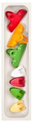 Лоток для кухонных принадлежностей Tescoma FlexiSPACE, цвет: молочный, 29,6 x7,4 см
