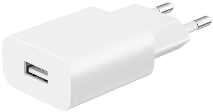 Deppa Ultra One 1А, White сетевое зарядное устройство
