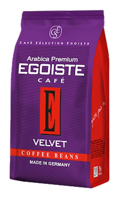 Egoiste Velvet Beans Pack кофе в зернах, 200 г4260283250769Насыщенный, восхитительный вкус с глубокими винными нотами и нежным фруктовым послевкусием. Egoiste Velvet задаст правильный тон на весь день. Этот кофе обжарен до цвета молочного шоколада в обволакивающих потоках горячего воздуха, не соприкасаясь с барабаном, чтобы раскрыть более чистый, яркий и интенсивный вкус и аромат.