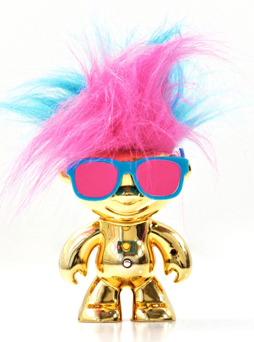 WowWee Робот-кукла Электрокидс цвет золотистый