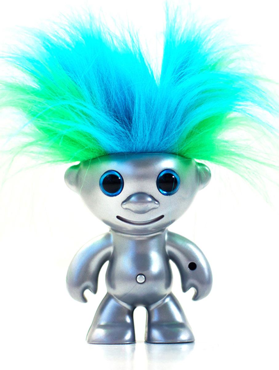 WowWee Робот-кукла Электрокидс цвет серебристый
