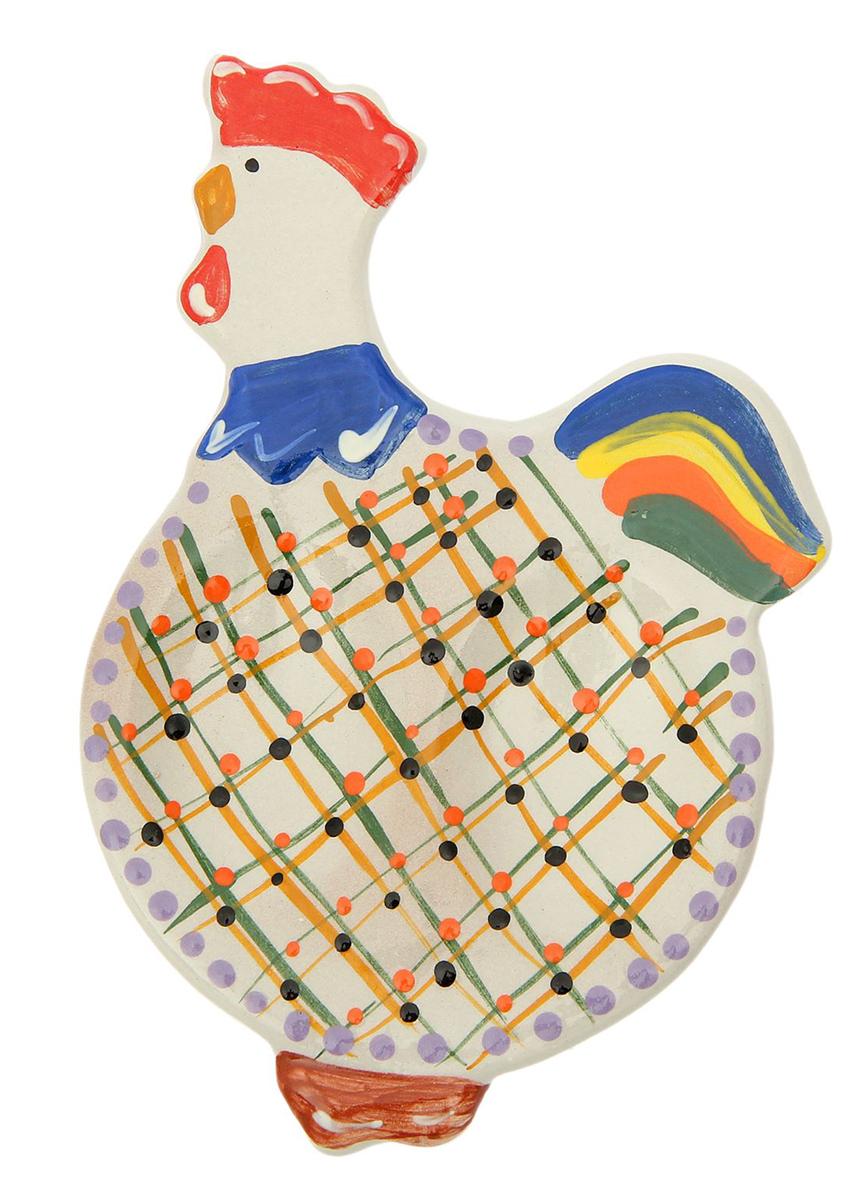 Подставка для яйца Борисовская керамика Дуо. Сетка, цвет: белый. 21518802151880От качества посуды зависит не только вкус еды, но и здоровье человека. Подставка под яйца Петушок, двойная — товар, соответствующий российским стандартам качества. Любой хозяйке будет приятно держать его в руках. С данной посудой и кухонной утварью приготовление еды и сервировка стола превратятся в настоящий праздник.