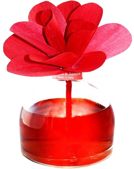 Диффузор ароматический Muha Апельсин и итальянские специи, с цветком, 200 млBGH0608Ароматический диффузор с цветком Апельсин и специи - Солнечный и сладковато-терпкий аромат апельсина с палитрой разнообразных фруктовых нот удивляет контрастом между цитрусовой свежестью и патокой спелых фруктов.