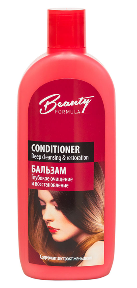 Mon Platin Бальзам Глубокое очищение и восстановление для жирных волос Beauty Formula, 250 млBF12Восстанавливает оптимальный баланс кожи головы, питает волосы от корней до самых кончиков. Придает волосам блеск и нежный аромат. Содержит экстракт женьшеня.