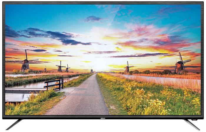 BBK 55LEX-6027/UTS2C телевизор