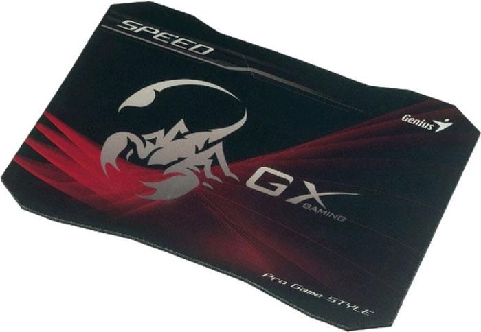 Genius GX-Speed P100, Black игровой коврик для мыши