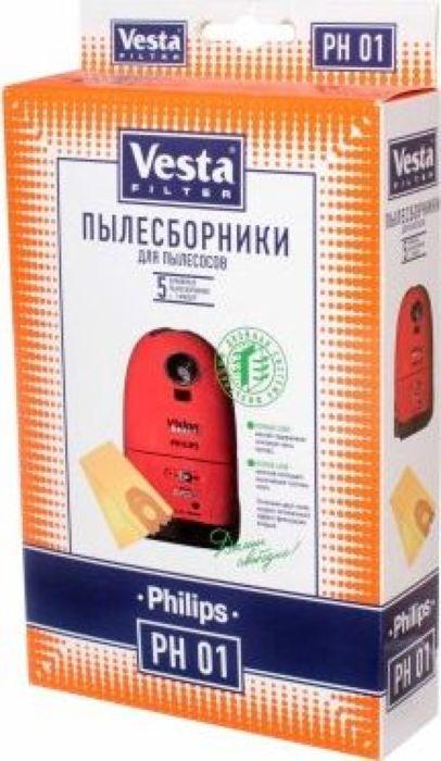 Vesta filter PH 01 комплект пылесборников, 5 шт