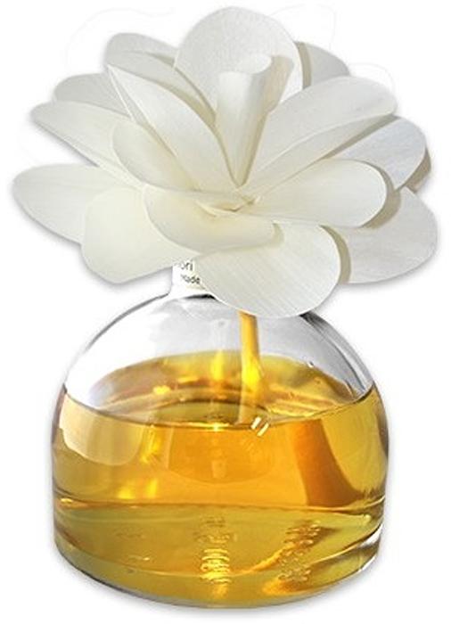 Диффузор ароматический Muha Цветочный шипр, с цветком, 200 мл704-HPS-04Ароматический диффузор с цветком Цветочный шипр - Разнообразные цветочные оттенки в гармонии со смесью бергамота, сандала, пачули и уникального белого мха.