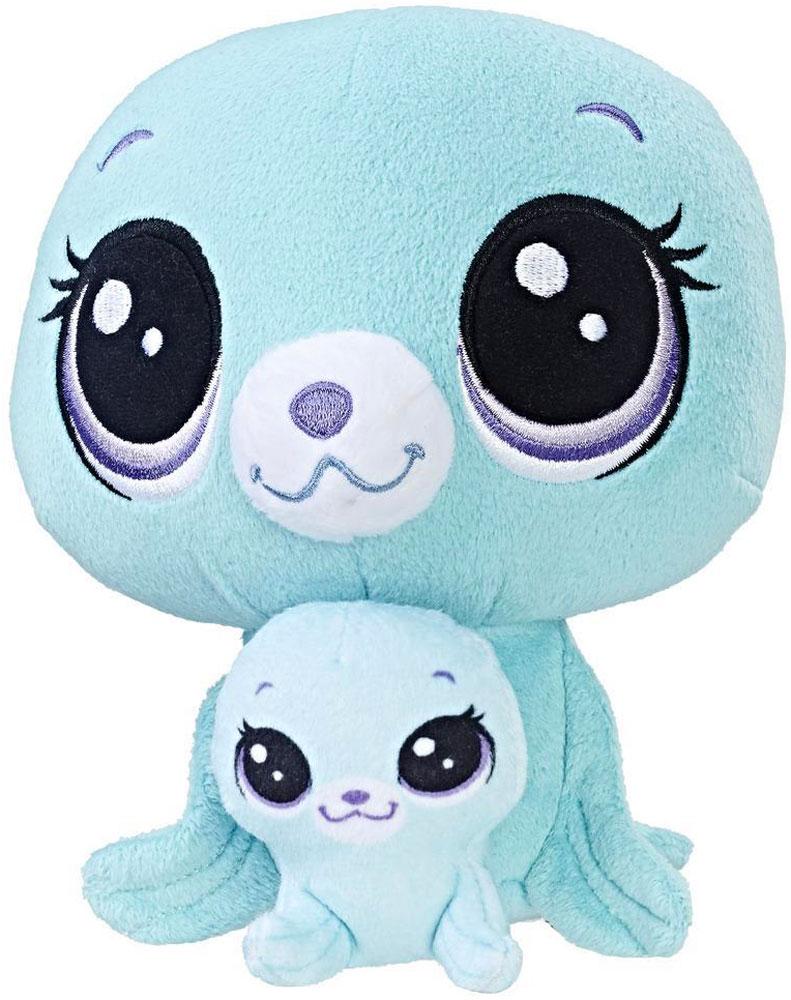 Littlest Pet Shop Мягкая игрушка Пет и его малыш Vita & Pinney hasbro зверюшка и ее малыш littlest pet shop а7313 b4761