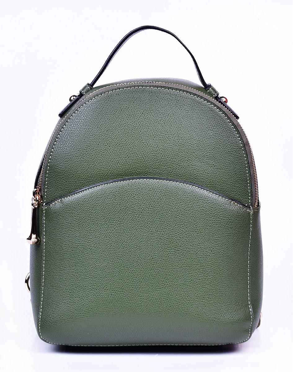 Рюкзак женский Baggini, цвет: темно-зеленый. 28174/53 поло quiksilver футболка поло stripe polo msp page 1