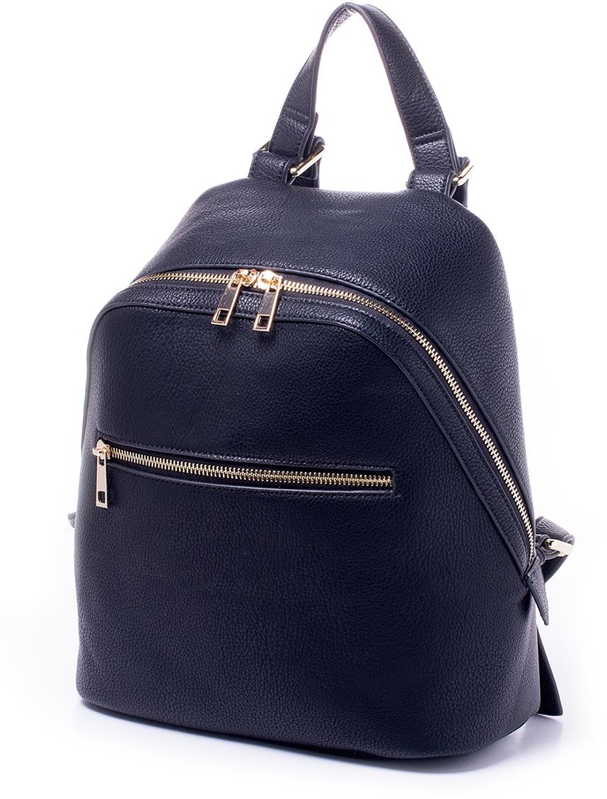 Рюкзак женский Baggini, цвет: черный. 28179/10