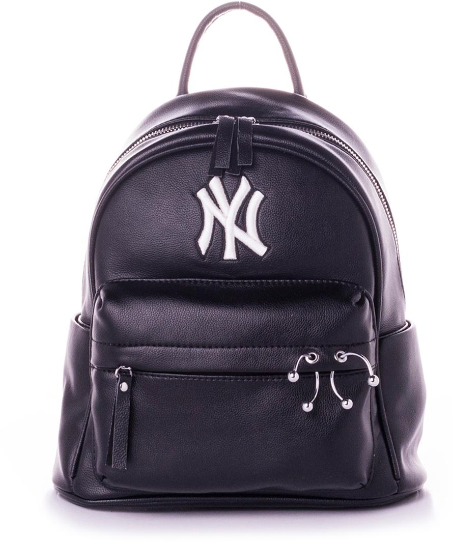 Рюкзак женский Baggini, цвет: черный. 28185/10