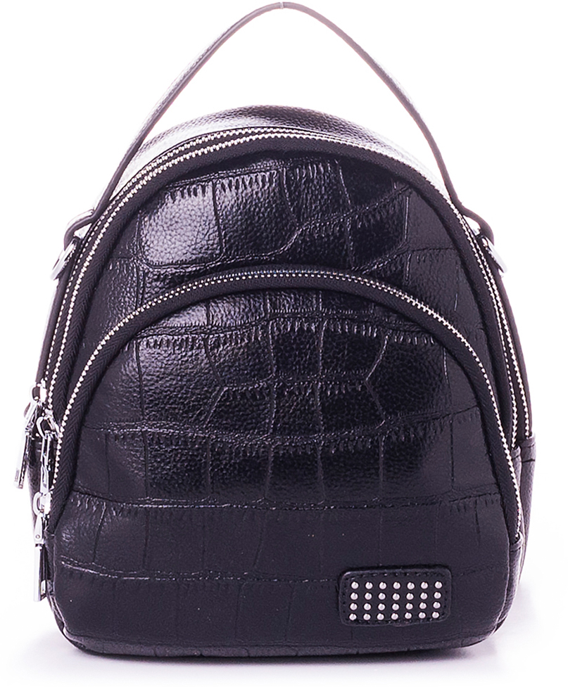 Рюкзак женский Baggini, цвет: черный. 28188/10