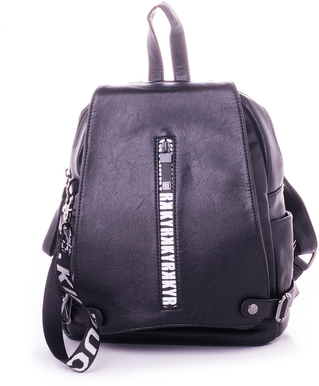 Рюкзак женский Baggini, цвет: черный. 29007/10