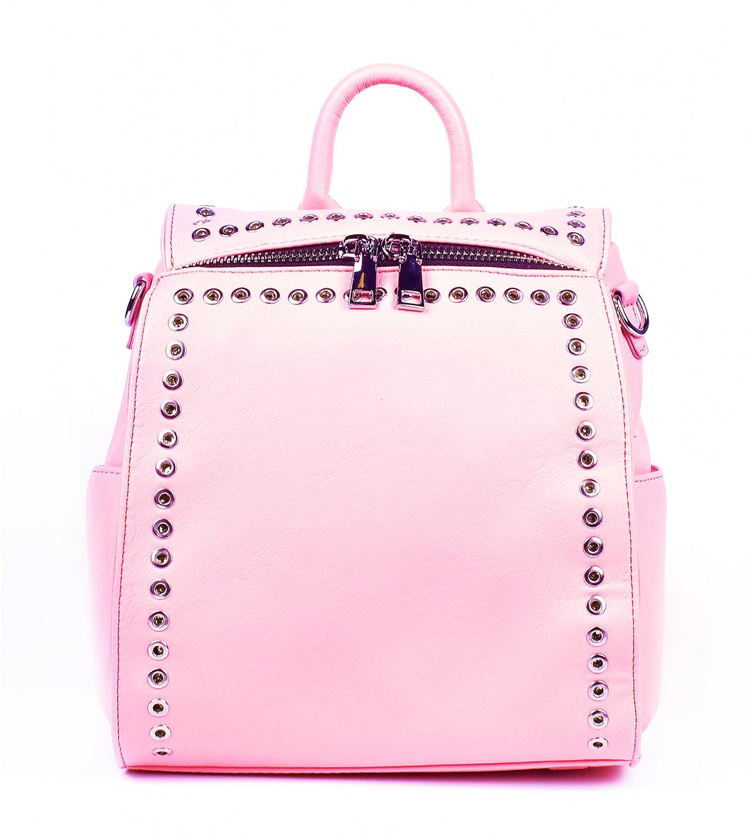 Рюкзак женский Baggini, цвет: розовый. 29504/63