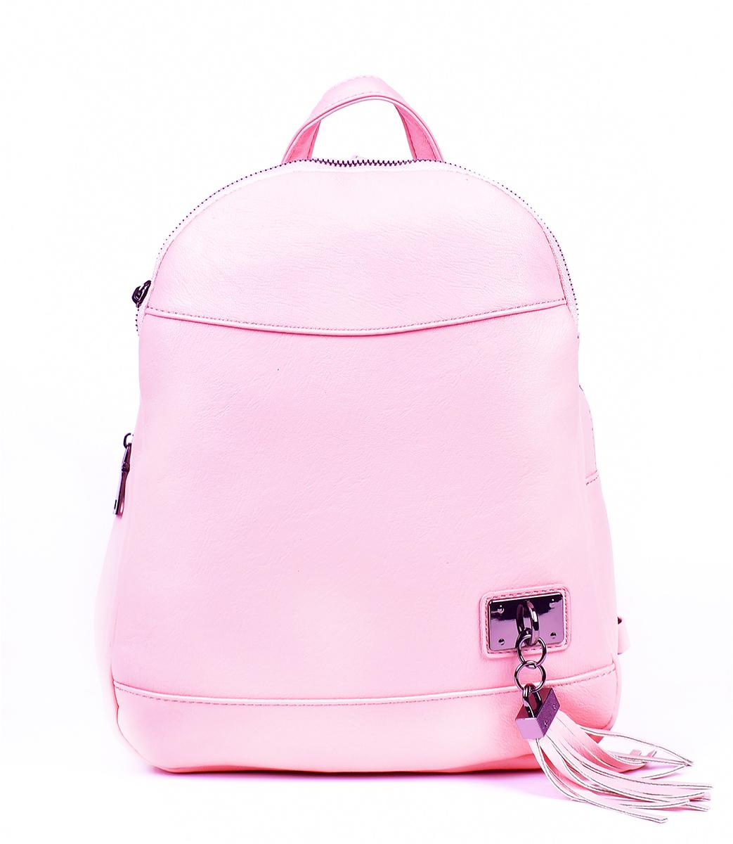 Рюкзак женский Baggini, цвет: розовый. 29505/63