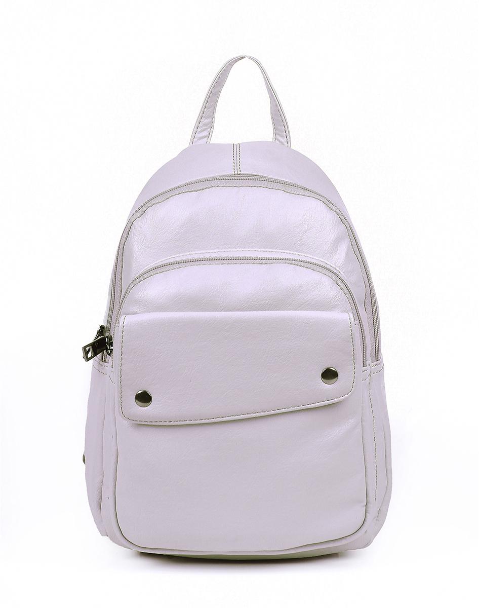 Рюкзак женский Baggini, цвет: серый. 29506/40